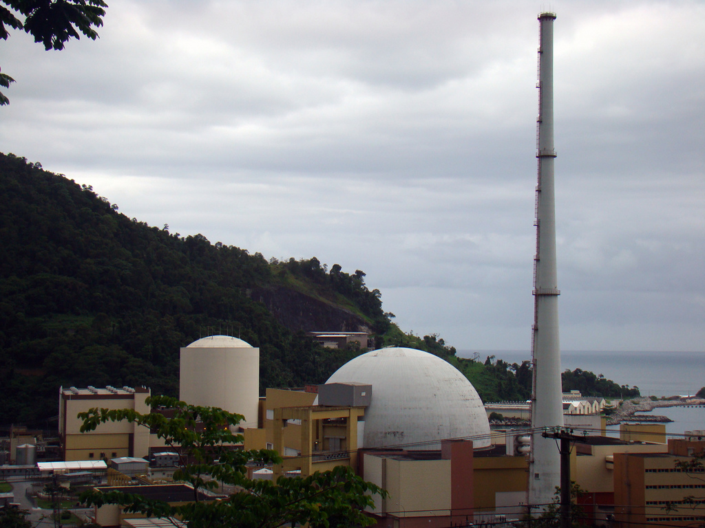 The Angra plant in Brazil