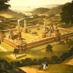 New_Harmony_by_F._Bate_(View_of_a_Community,_as_proposed_by_Robert_Owen)_printed_1838.jpg