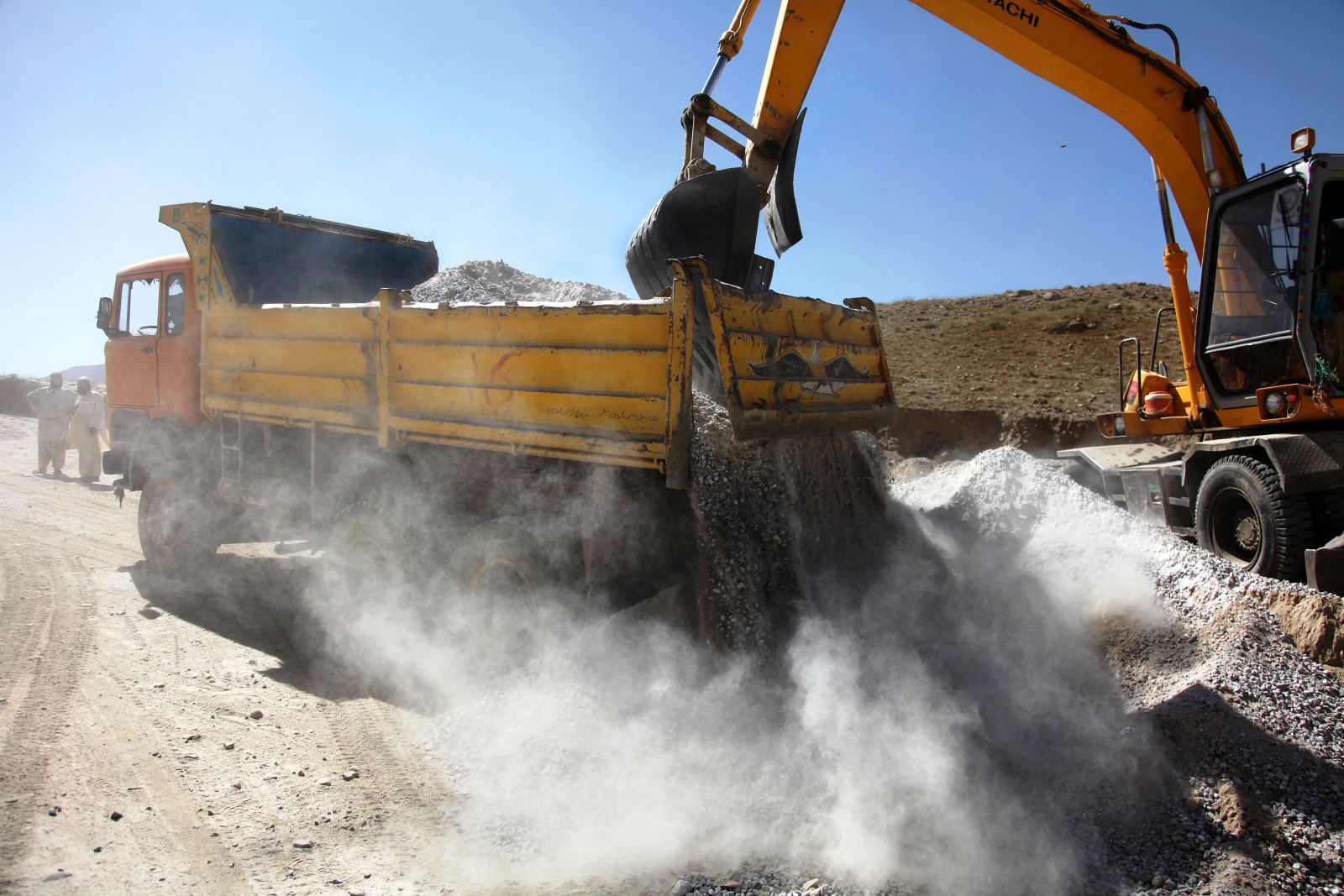 2009_Afghanistan;_Road_construction_works.jpg